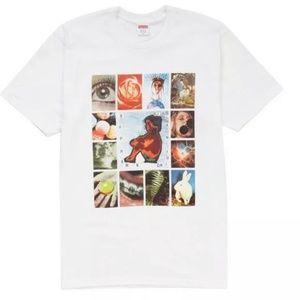 Supreme Original Sin Tee Large Shortsleeve T-Shirt